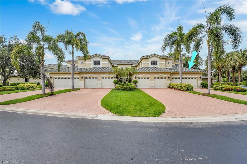 658 Vintage Reserve Circle #7-D Property Photo - NAPLES, FL real estate listing