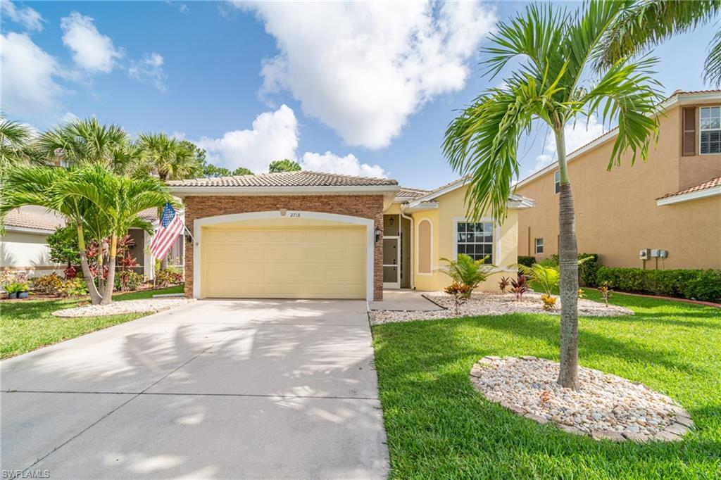 2718 Blue Cypress Lake Court Property Photo - CAPE CORAL, FL real estate listing