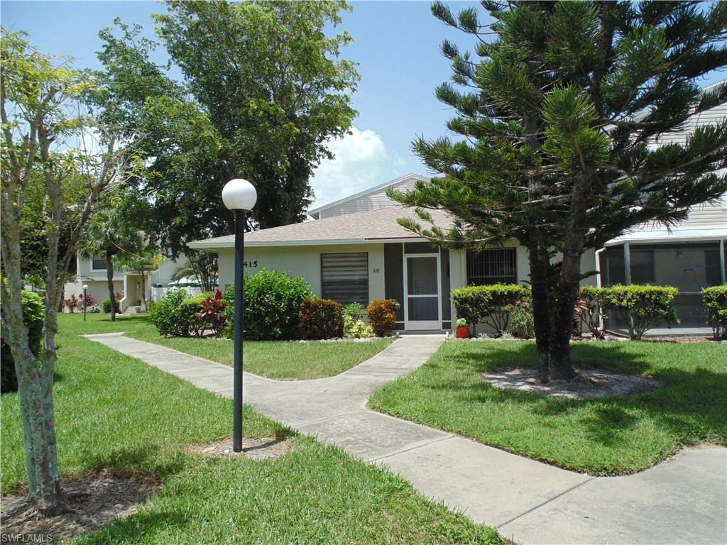 1415 SW Courtyard Terrace #60 Property Photo - CAPE CORAL, FL real estate listing