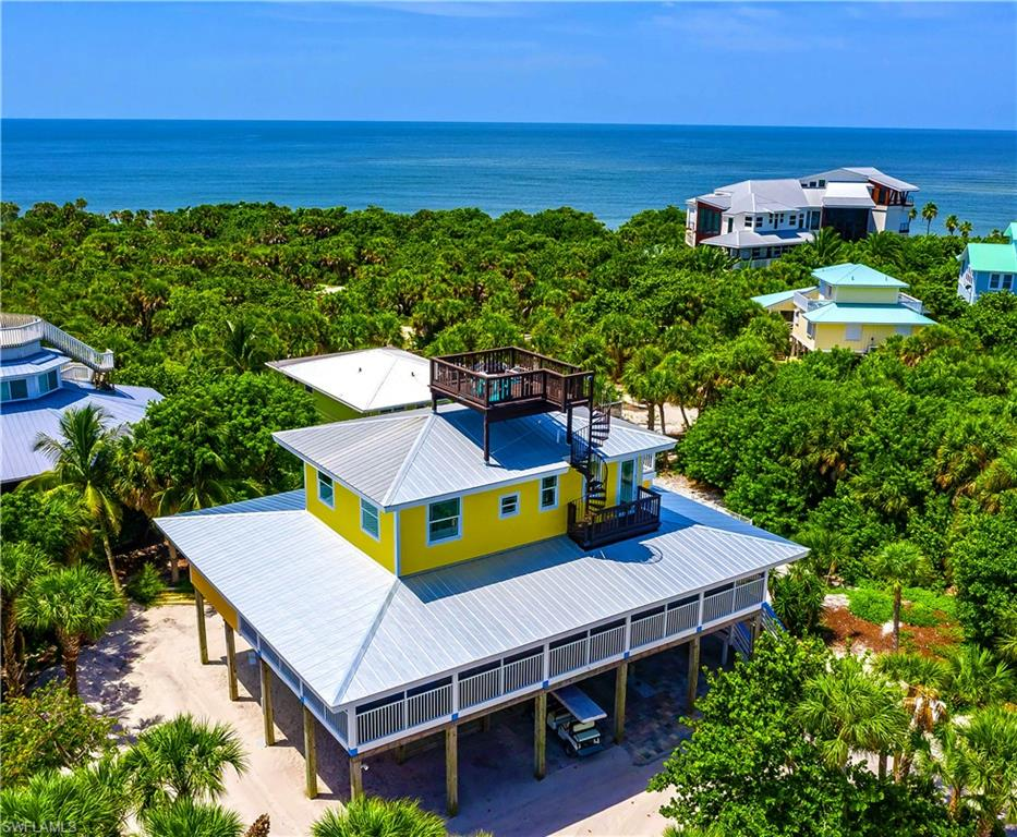 4521 Butterfly Shell Drive Property Photo - Upper Captiva, FL real estate listing