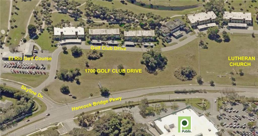1700 Golf Club Drive Property Photo - NORTH FORT MYERS, FL real estate listing