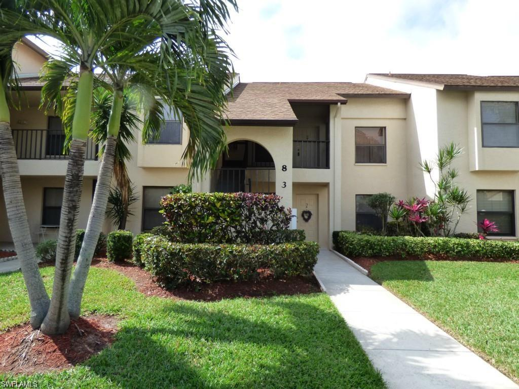 8534 Charter Club Circle #8 Property Photo - FORT MYERS, FL real estate listing