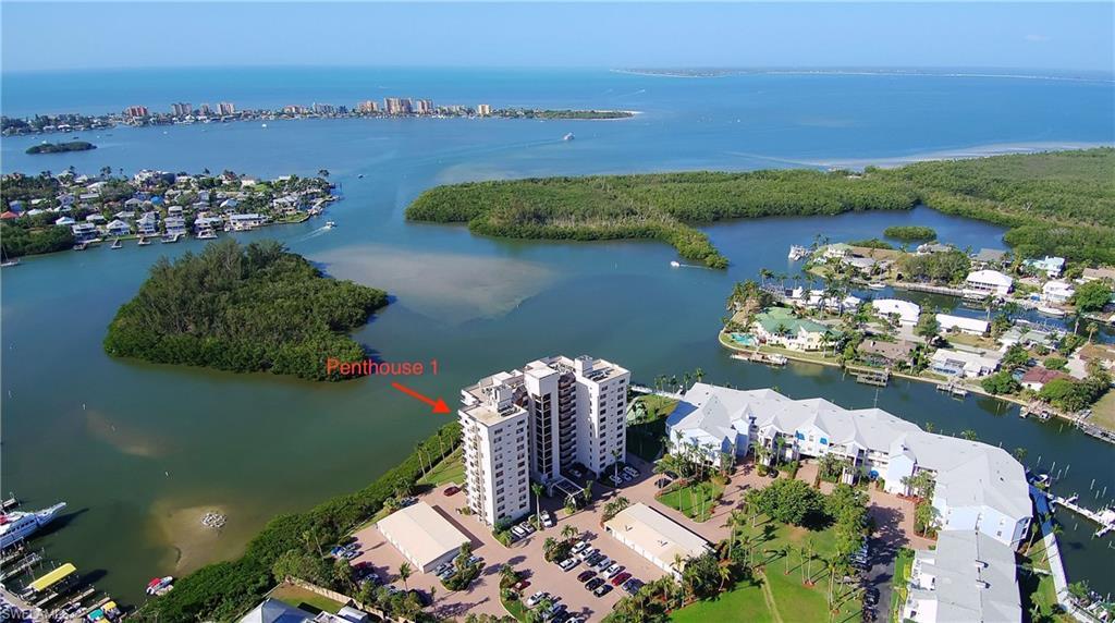 18120 San Carlos Boulevard #PH1 Property Photo - FORT MYERS BEACH, FL real estate listing