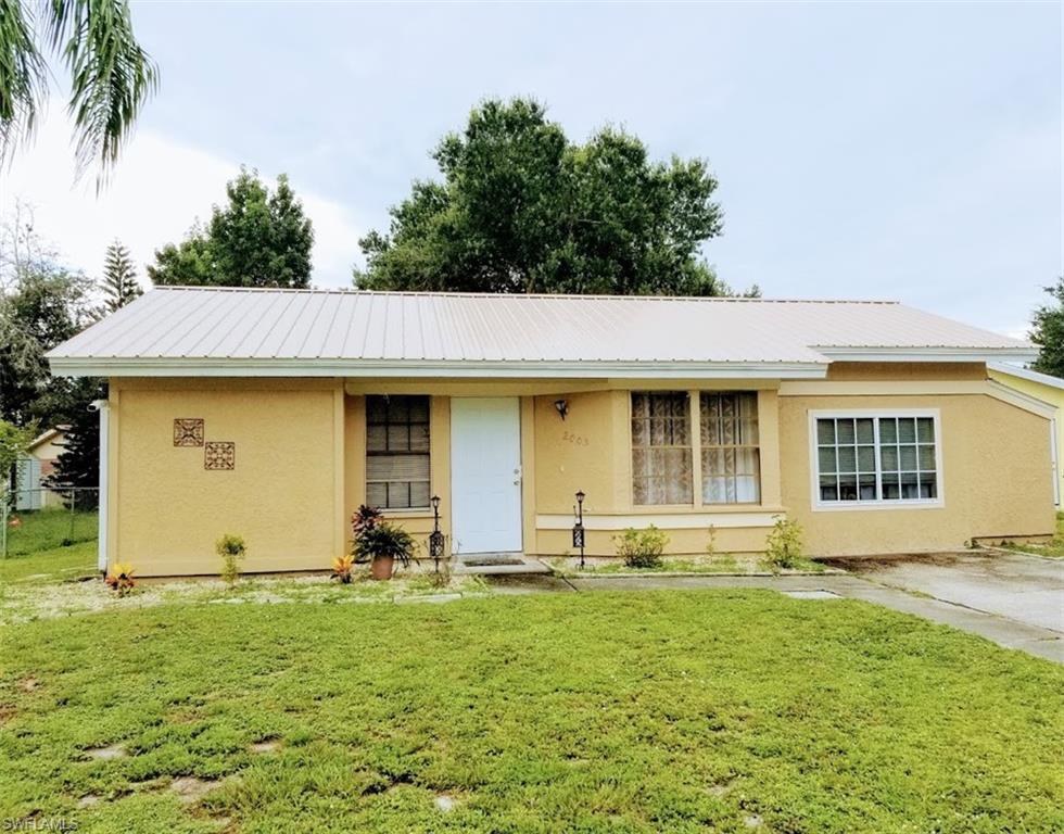2005 Clipper Terrace Property Photo - LABELLE, FL real estate listing