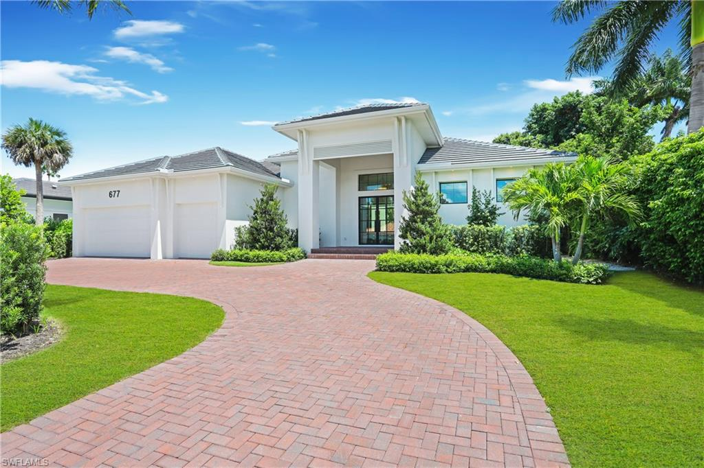 677 Fountainhead Lane Property Photo - NAPLES, FL real estate listing