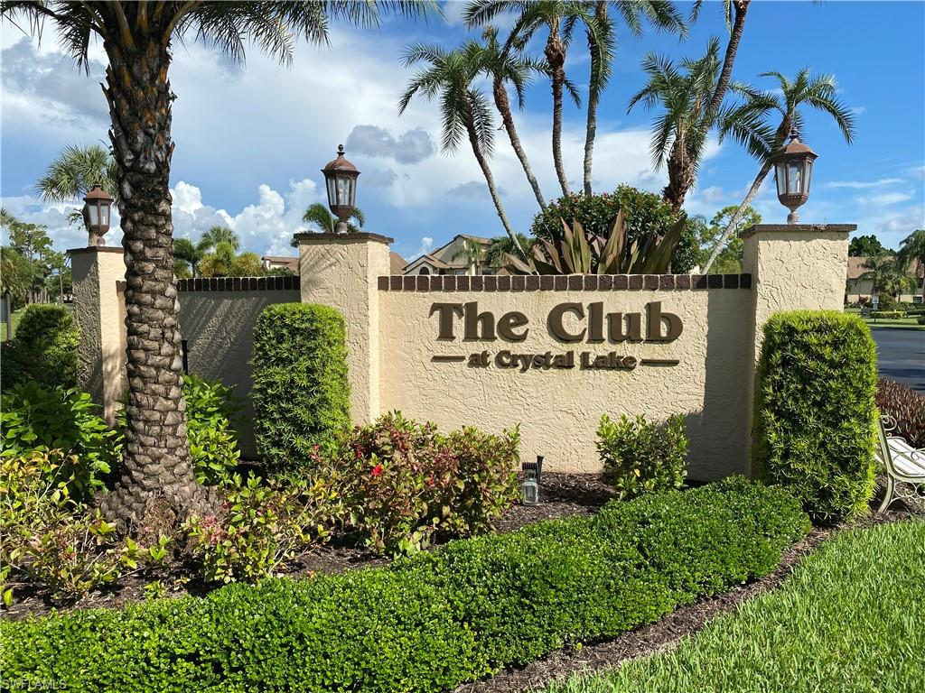 8504 Charter Club Circle #6 Property Photo - FORT MYERS, FL real estate listing