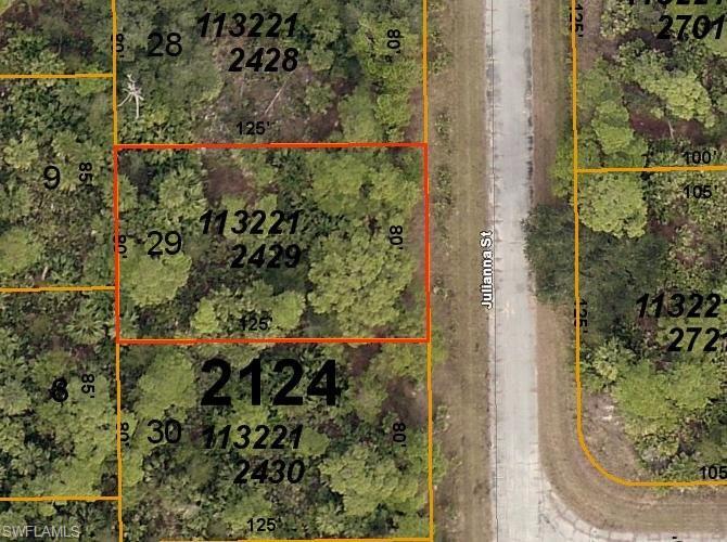 Julianna Street Property Photo - NORTH PORT, FL real estate listing