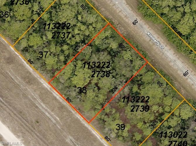 Kimberly Drive Property Photo - NORTH PORT, FL real estate listing