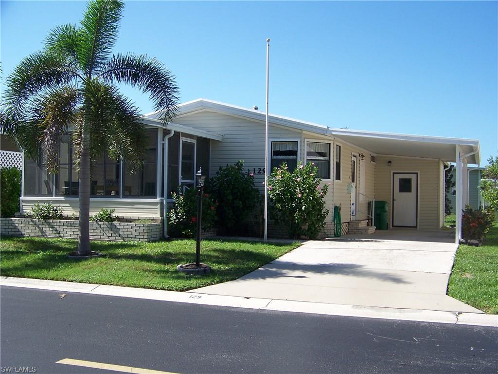 15550 Burnt Store Road #129 Property Photo - PUNTA GORDA, FL real estate listing
