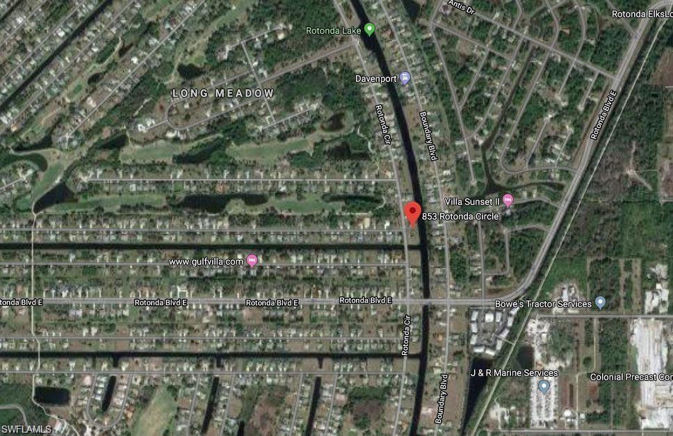 853 Rotonda Circle Property Photo - ROTONDA WEST, FL real estate listing