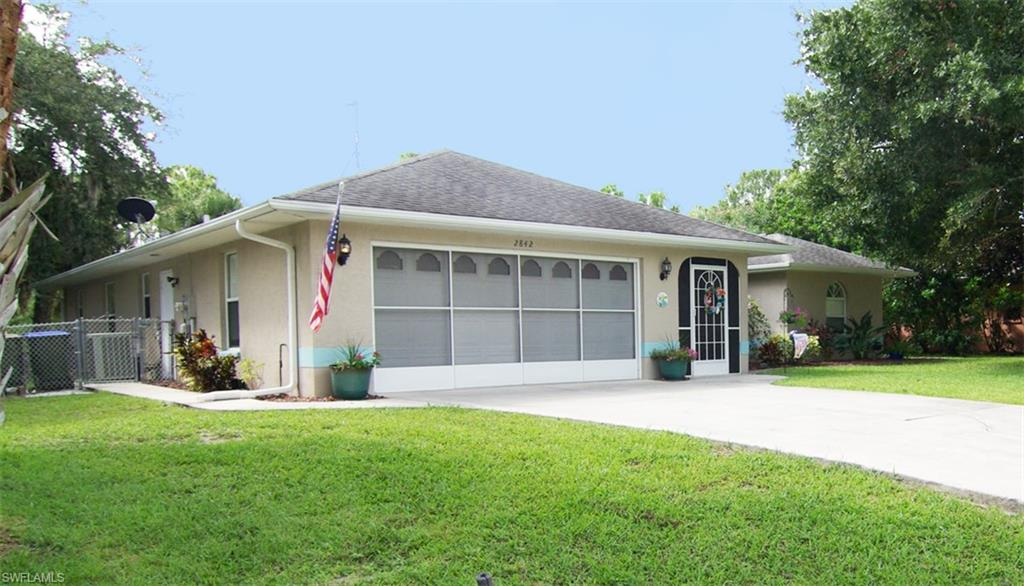 2842 Parkmount Terrace Property Photo - NORTH PORT, FL real estate listing
