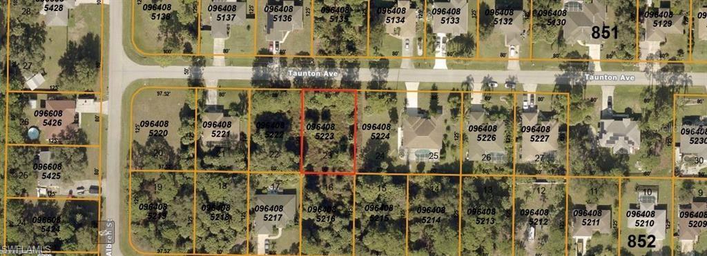 Taunton Avenue Property Photo - NORTH PORT, FL real estate listing