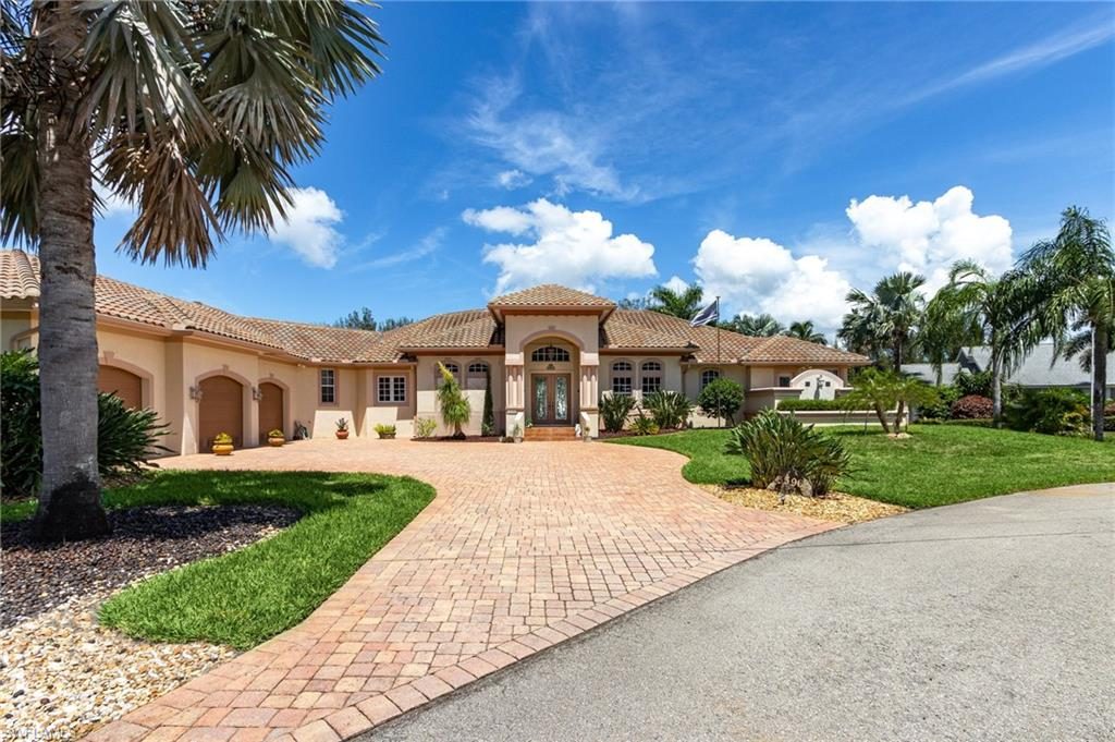 3396 Pinetree Drive Property Photo - ST. JAMES CITY, FL real estate listing