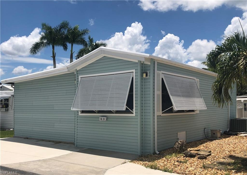 5053 White Sky Circle #R19 Property Photo - FORT MYERS, FL real estate listing
