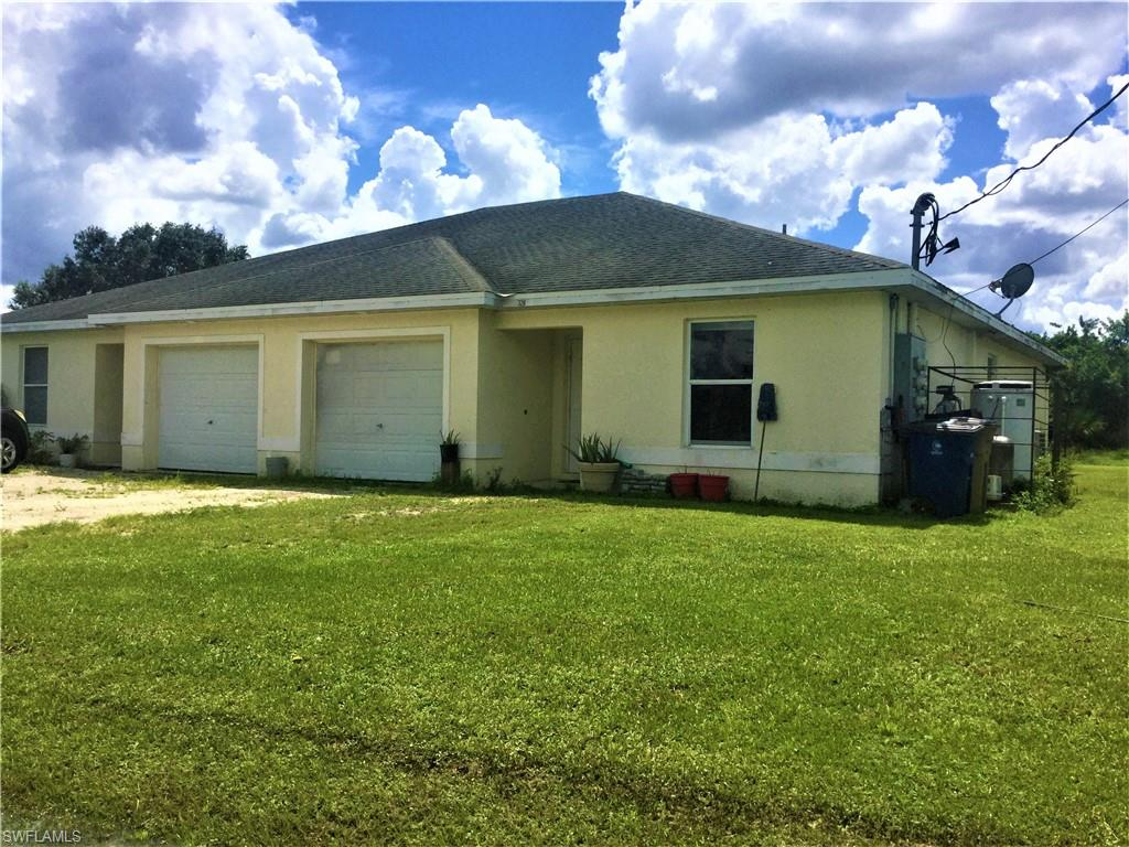 328/330 Harold Avenue S Property Photo - LEHIGH ACRES, FL real estate listing