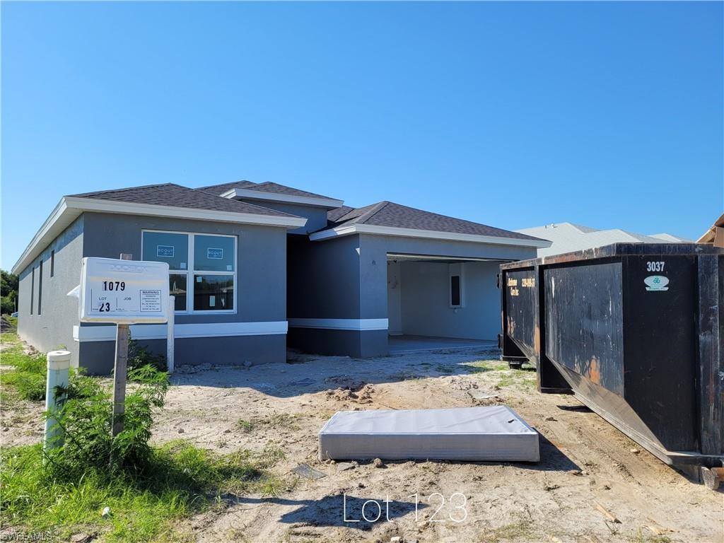 1079 Jackson Court Property Photo - IMMOKALEE, FL real estate listing