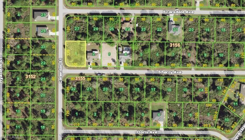 22070 Sherry Avenue Property Photo - PORT CHARLOTTE, FL real estate listing