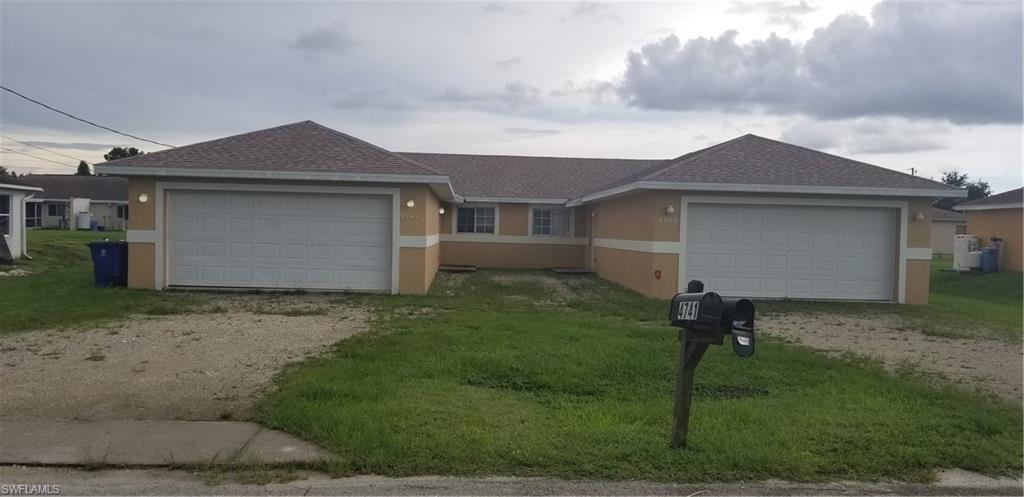 4741/4743 22nd Street SW Property Photo - LEHIGH ACRES, FL real estate listing