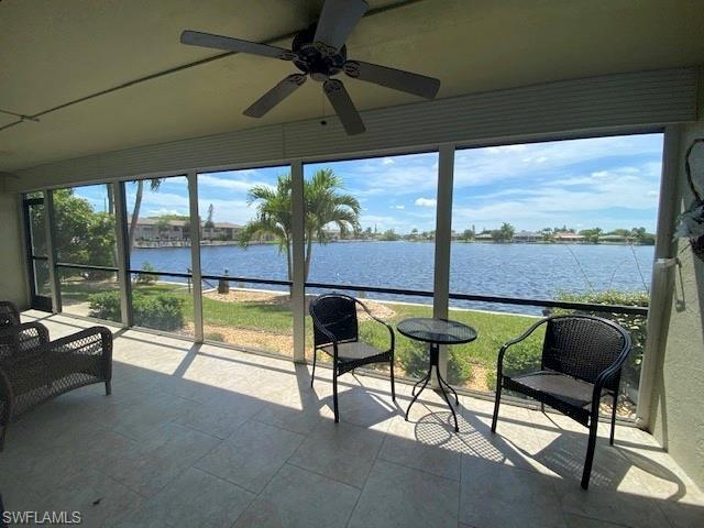 4634 SW Santa Barbara Place #103 Property Photo - CAPE CORAL, FL real estate listing