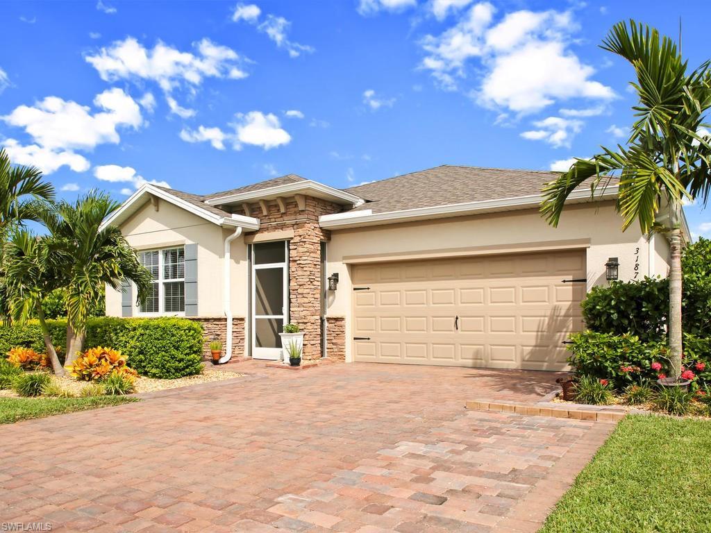 3187 Amadora Circle Property Photo - CAPE CORAL, FL real estate listing