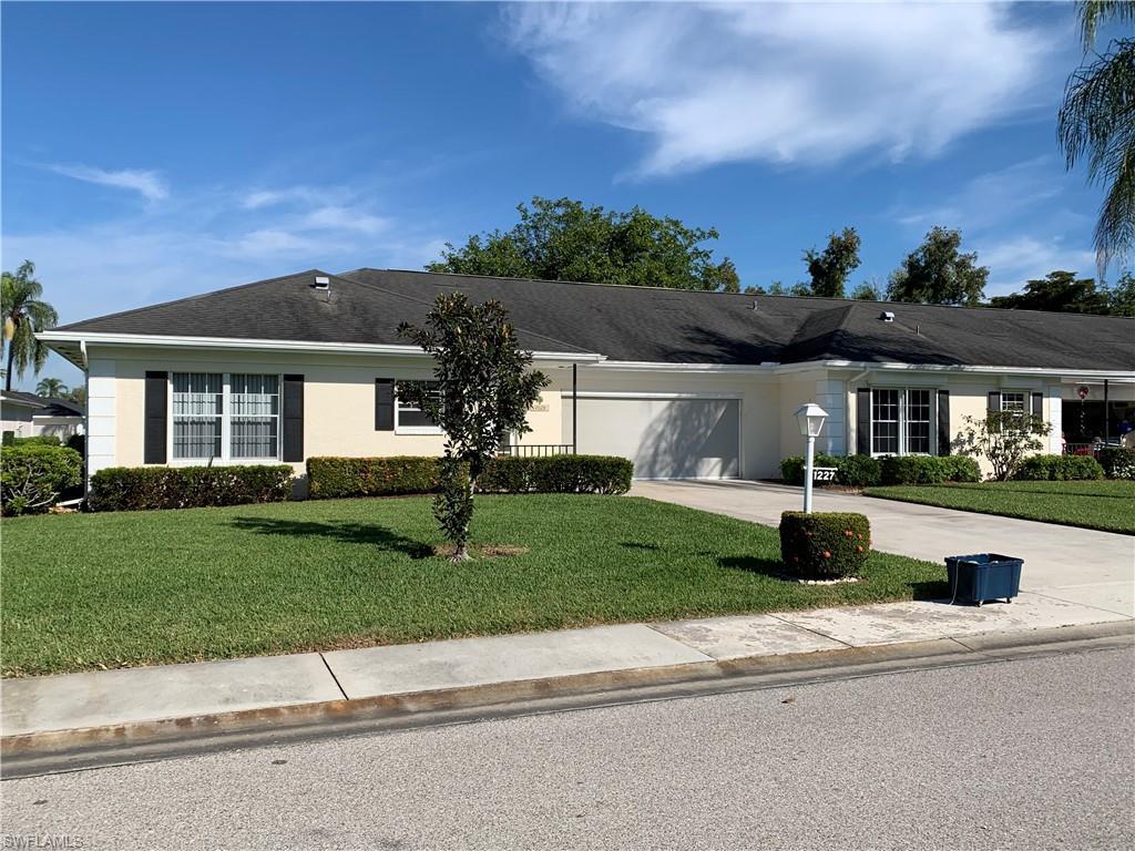1227 Hazeltine Drive Property Photo - FORT MYERS, FL real estate listing