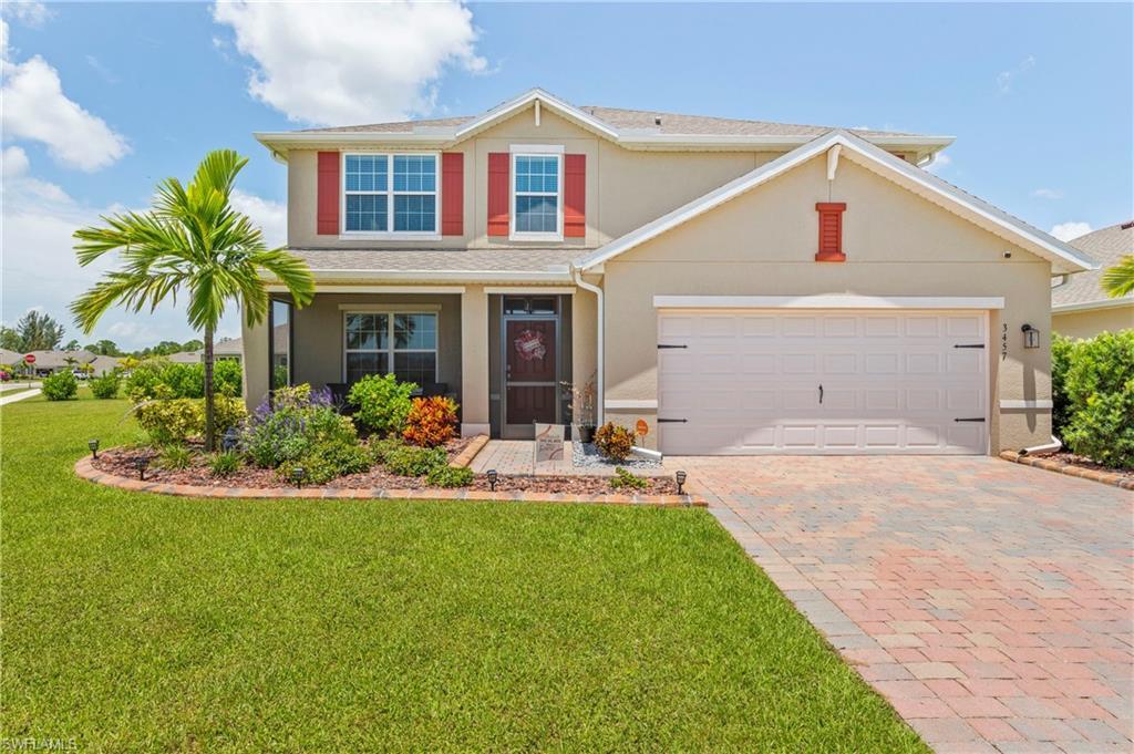 3457 Cancun Court Property Photo - CAPE CORAL, FL real estate listing