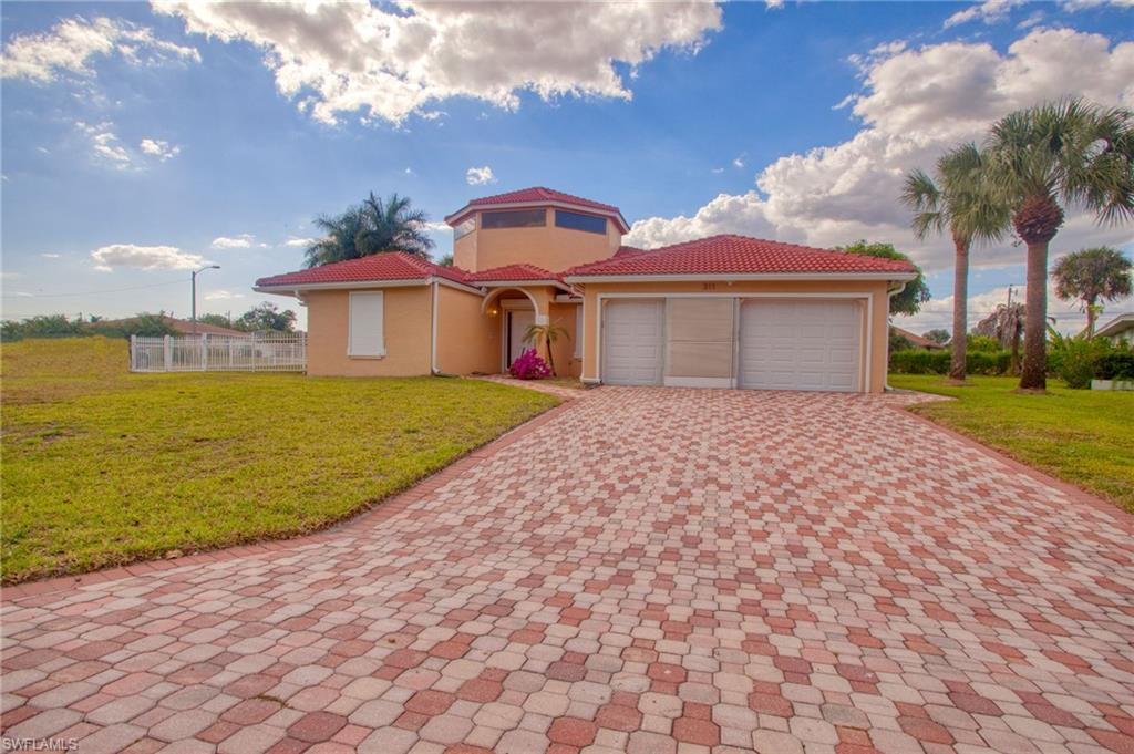 311 Malabar Street Property Photo - LEHIGH ACRES, FL real estate listing