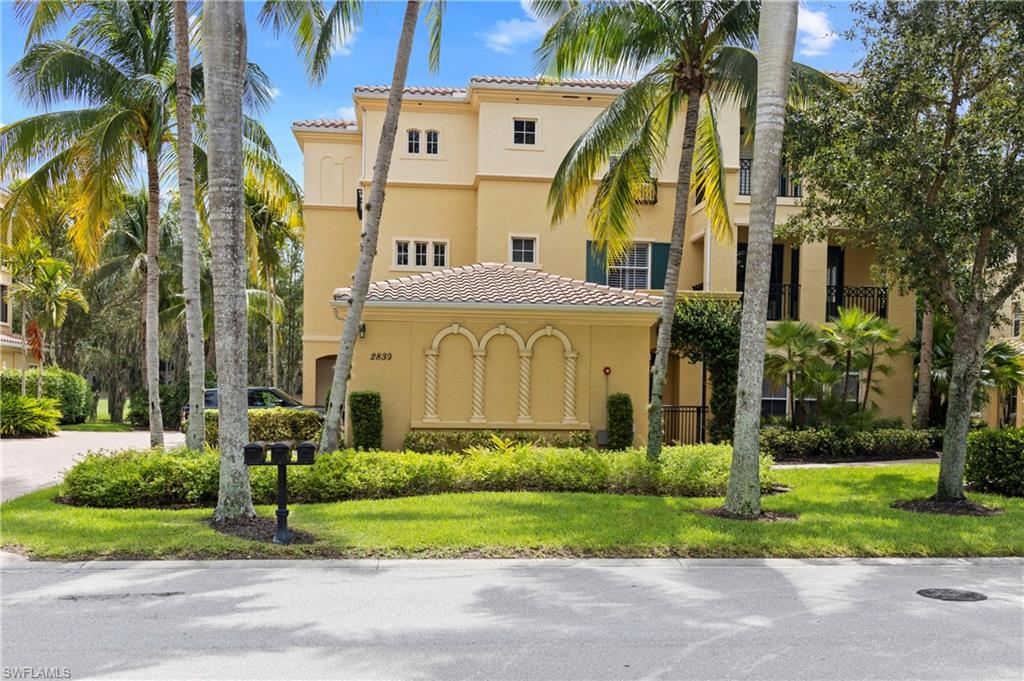 2830 Tiburon Boulevard E #103 Property Photo - NAPLES, FL real estate listing