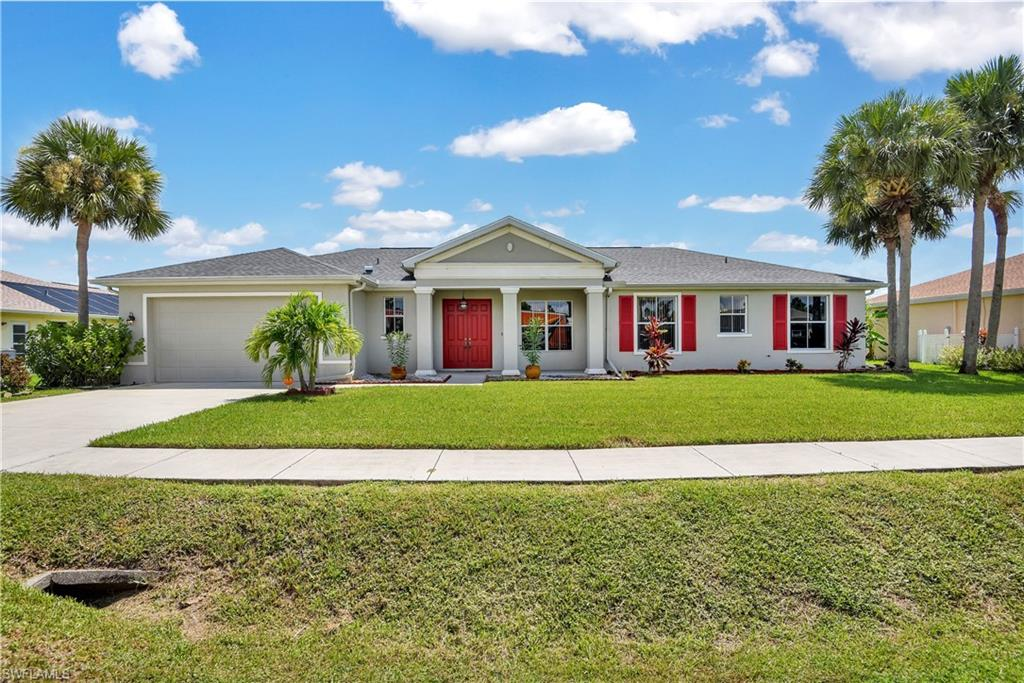 243 Bethany Home Drive Property Photo - LEHIGH ACRES, FL real estate listing