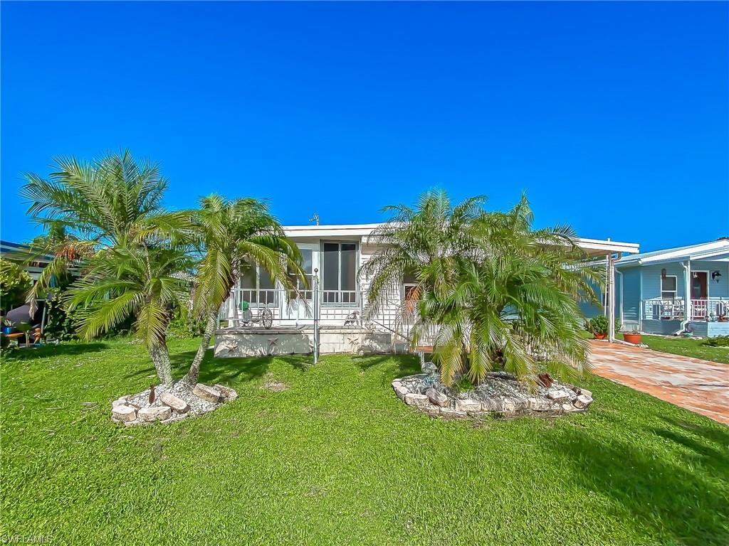 461 Jacaramba Court Property Photo - NORTH FORT MYERS, FL real estate listing