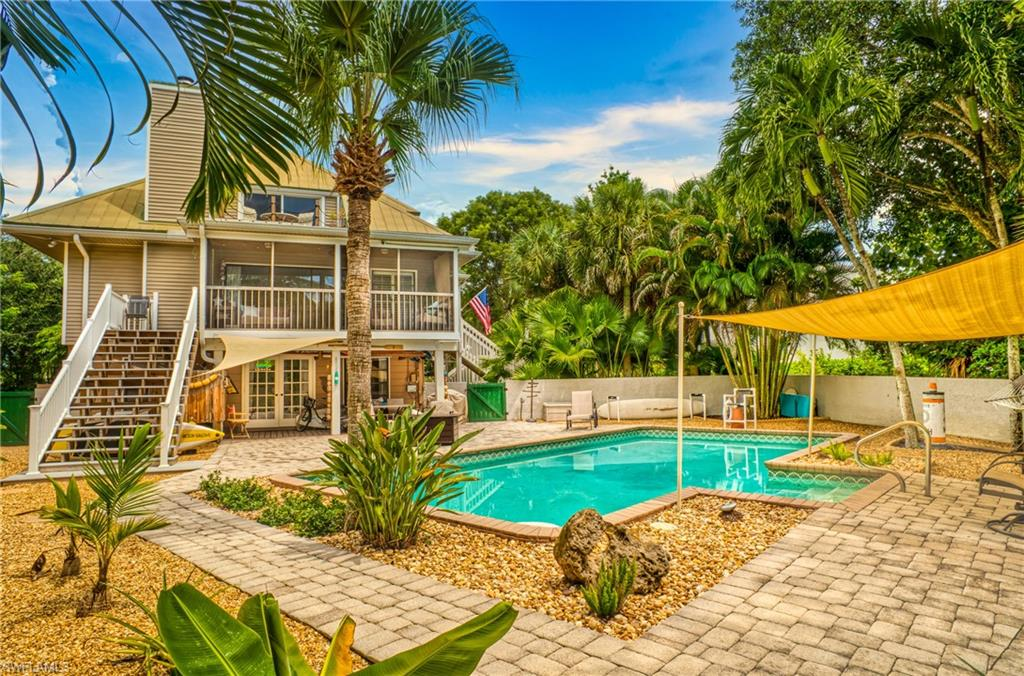 1410 Sand Castle Road Property Photo - SANIBEL, FL real estate listing