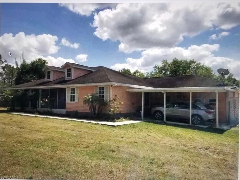 3300 Pioneer 11th Street Property Photo - CLEWISTON, FL real estate listing