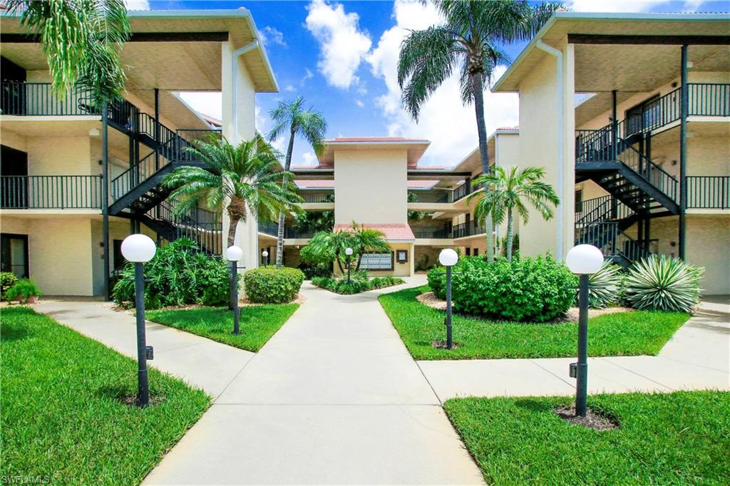 11250 Caravel Circle #102 Property Photo - FORT MYERS, FL real estate listing