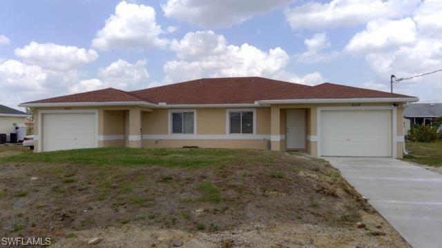 4516/4518 21st Street SW Property Photo - LEHIGH ACRES, FL real estate listing