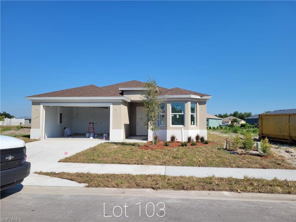1105 Hamilton Street Property Photo - IMMOKALEE, FL real estate listing