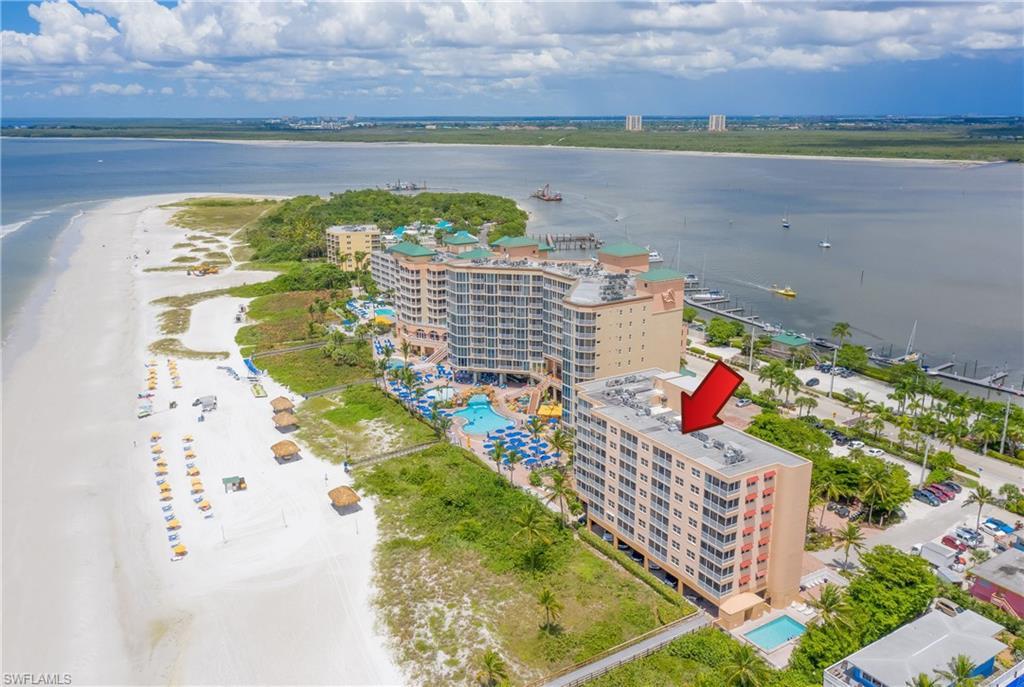 250 Estero Boulevard #702 Property Photo - FORT MYERS BEACH, FL real estate listing