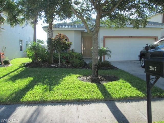 2677 Blue Cypress Lake Court Property Photo - CAPE CORAL, FL real estate listing