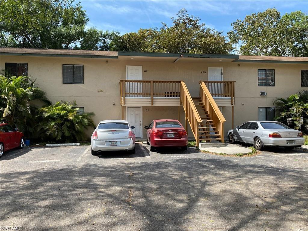 824 Alderman Street #201 Property Photo - FORT MYERS, FL real estate listing