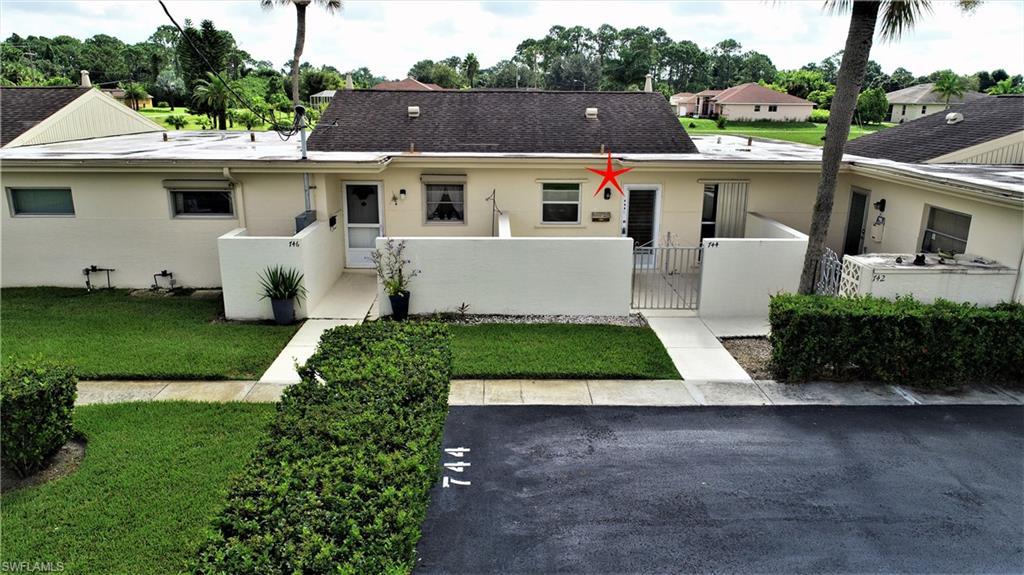 744 Joel Boulevard Property Photo - LEHIGH ACRES, FL real estate listing