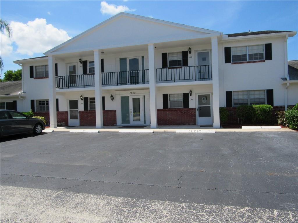 1490 Memoli Lane #6 Property Photo - FORT MYERS, FL real estate listing