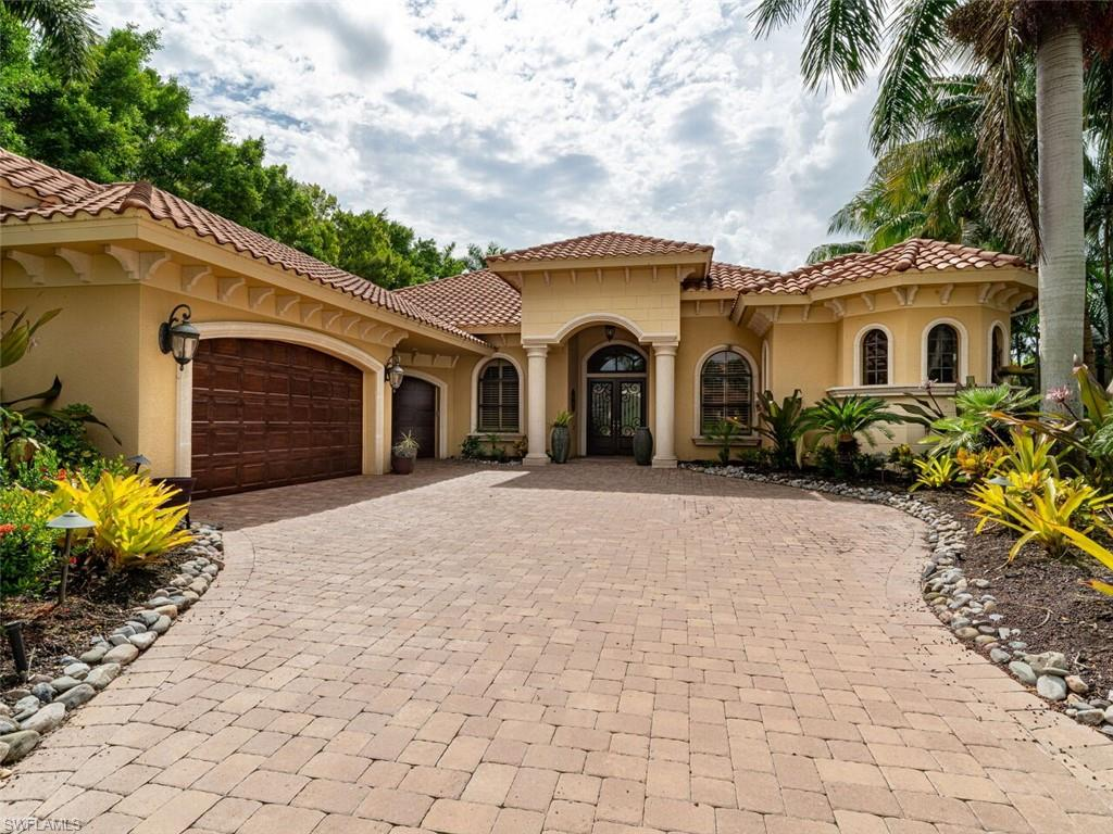 18100 Via Bellamare Lane Property Photo - MIROMAR LAKES, FL real estate listing