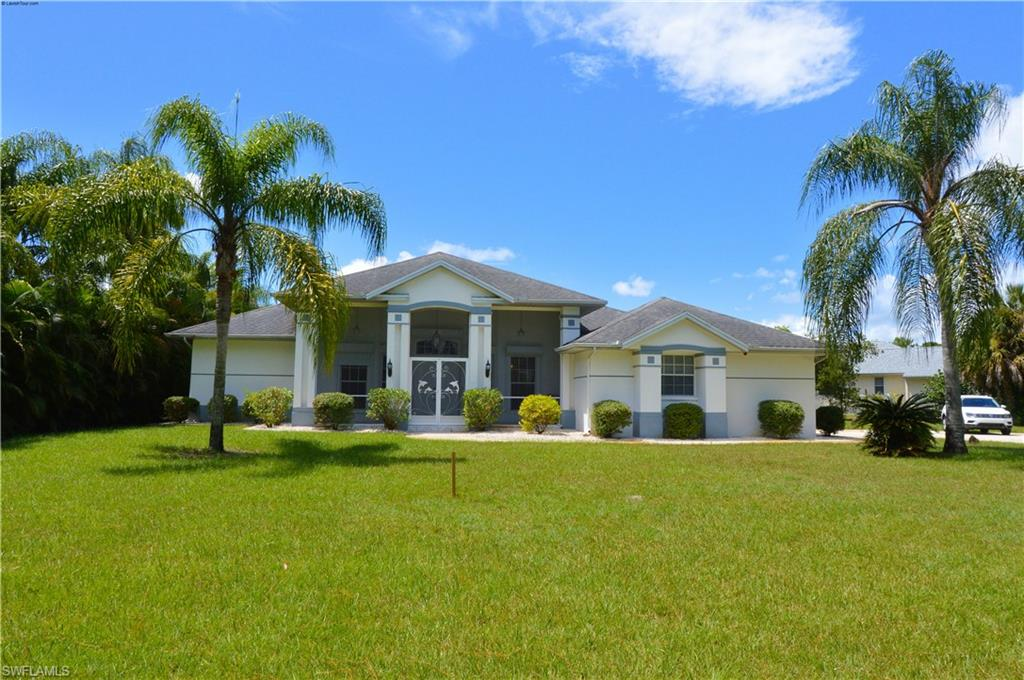 819 Glenn Avenue Property Photo - LEHIGH ACRES, FL real estate listing