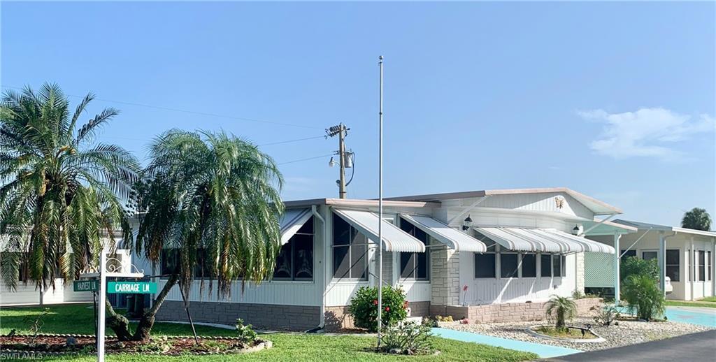 201 Harvest Lane Property Photo - NORTH FORT MYERS, FL real estate listing