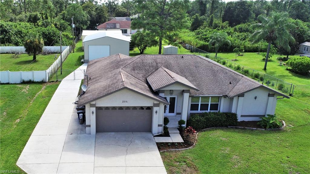 204 Hamilton Avenue Property Photo - LEHIGH ACRES, FL real estate listing