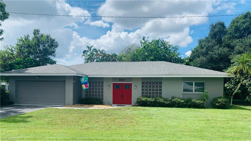 8821 Fordham Street Property Photo - FORT MYERS, FL real estate listing