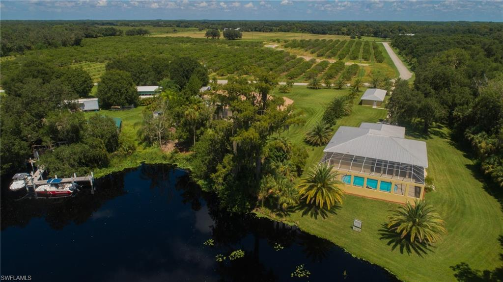 1301 Eagle Point Drive Property Photo - LABELLE, FL real estate listing