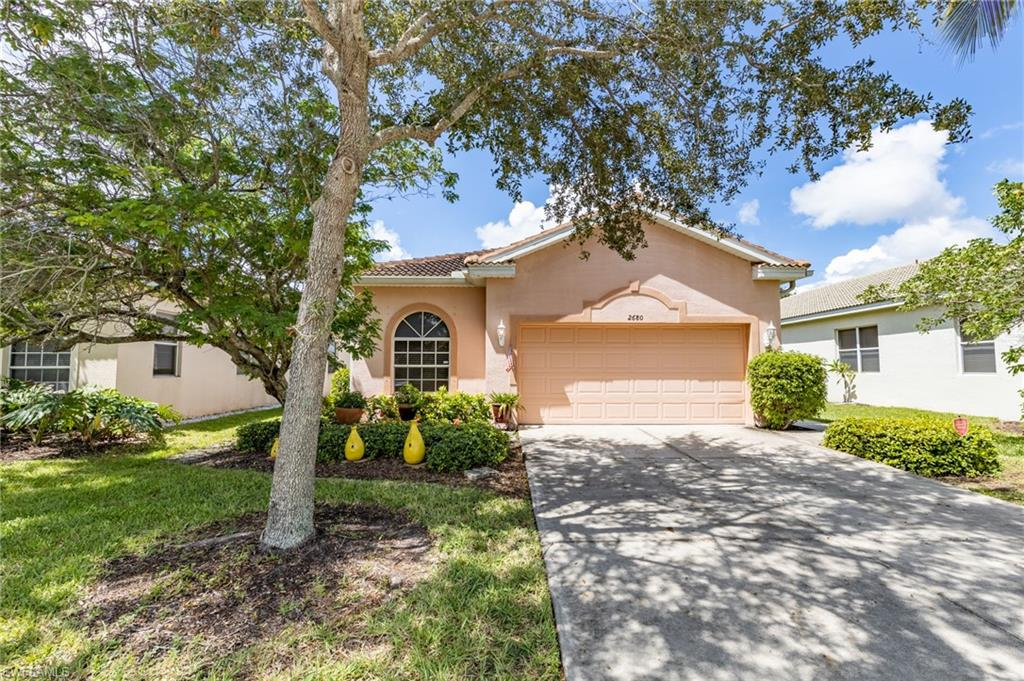 2680 Sunset Lake Drive Property Photo - CAPE CORAL, FL real estate listing