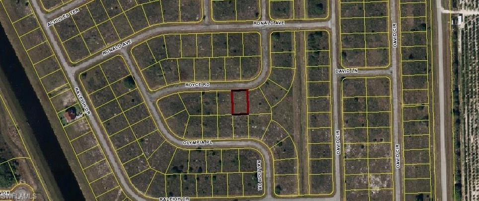 611 Royce Road Property Photo - LABELLE, FL real estate listing