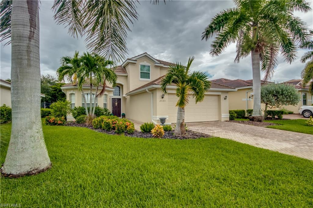 2525 Blackburn Circle Property Photo - CAPE CORAL, FL real estate listing