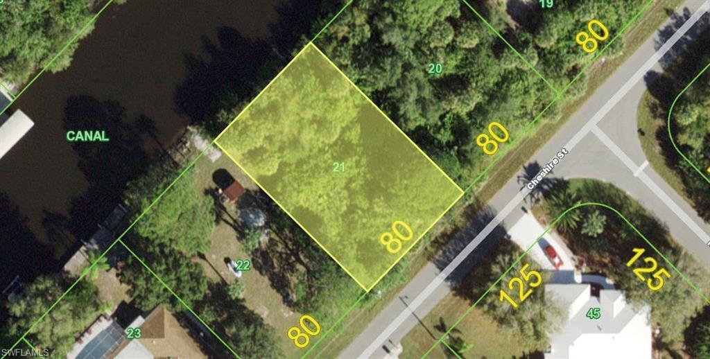1127 Cheshire Street Property Photo - PORT CHARLOTTE, FL real estate listing